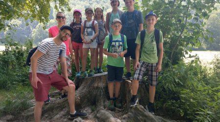 Minialpinos Gruppenbild